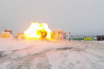 Blast & Ballistic Design & Testing in Suffolk, UK